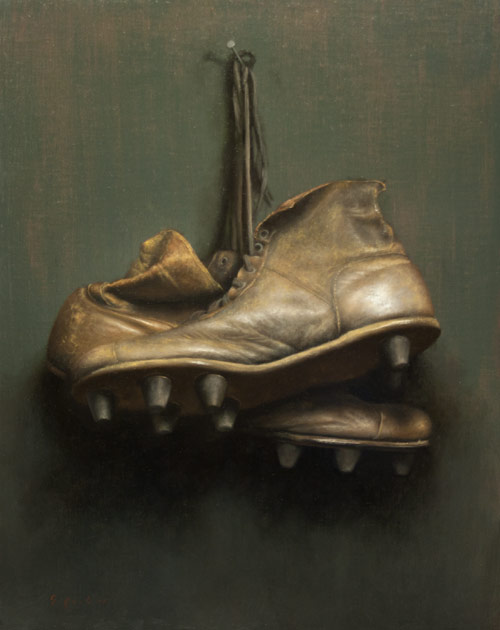 Jonathan Koch - Football Cleats