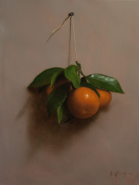 Jonathan Koch - Stem and Leaf Mandarins